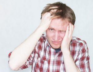 headache after dental work