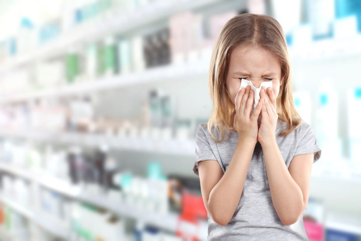 best allergy medication for children