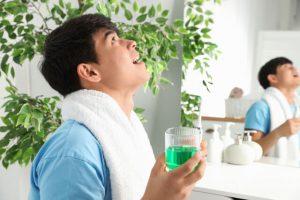 mouthwash for sensitive teeth